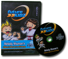 Future Kidz DVD - Vol 1: Focus